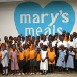 Mary's Meals: a charity after my own heart