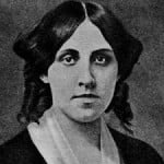 Historical figures without children: Louisa May Alcott