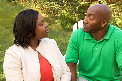 Childless couples in Africa