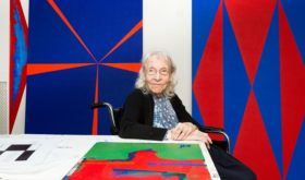Centenarian painter and non-parent Carmen Herrera found fame and fortune at 89