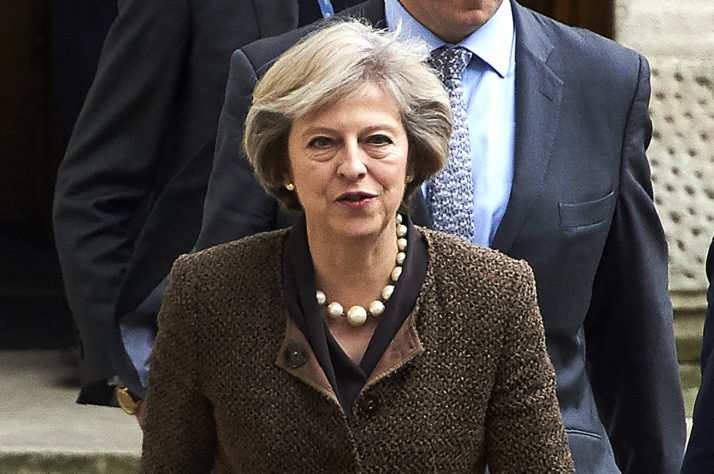 Theresa May says she will be a 'bloody difficult woman' in the Brexit negotiations