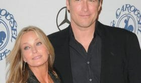Bo Derek's love life appears to be one happy relationship after another
