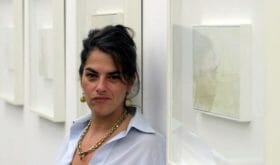 Tracey Emin is a very successful woman now looking for a life partner