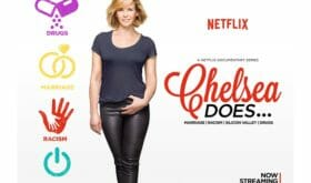 Chelsea Handler explores issues making headlines in a style that's both entertaining and hard-hitting