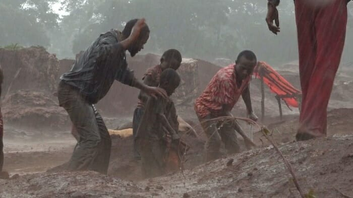 Cobalt-mining children of DR Congo