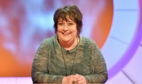 "Childfree actress and director Kathy Burke says powerful men in the movie business showed no interest in her as she is not ""conventionally pretty"""
