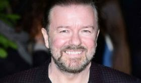 Ricky Gervais says overpopulation is one of the reasons why he is choosing not to procreate