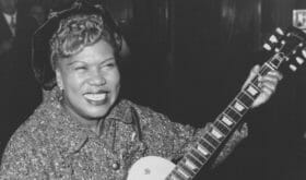 Sister Rosetta Tharpe's legacy lives on 44 years after her death