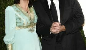 Jay Leno and his wife Mavis