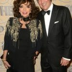 Percy Gibson chose life with Joan Collins over having children