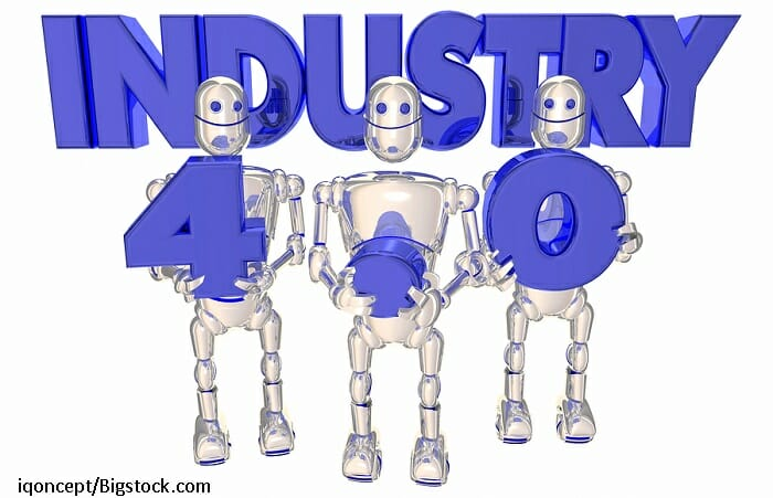 Industry 4.0 - Automation