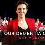 Kudos to Vicky McClure for showing a side of dementia many people are not aware of