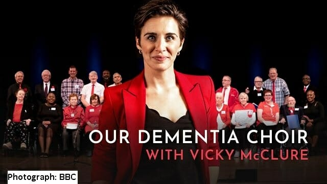 Vicky McClure Our Dementia Choir