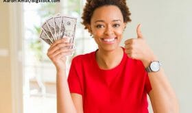 Childless people and money