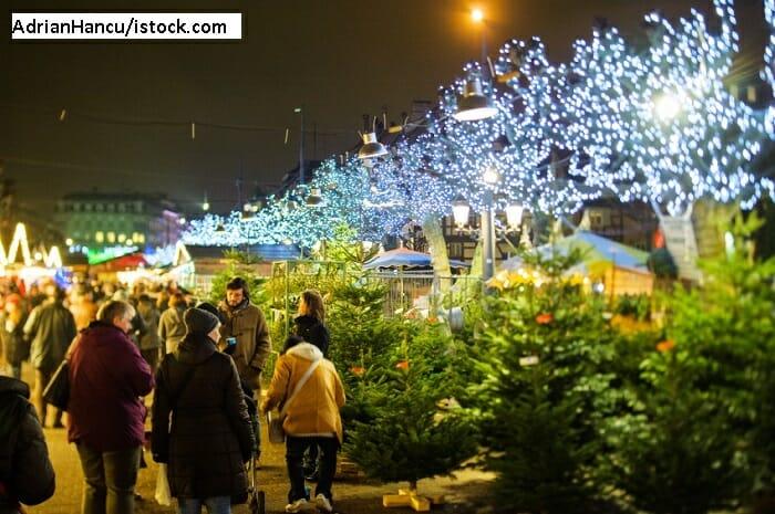 Spending during the festive season